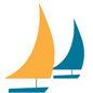 Sailboats from the LWSD logo
